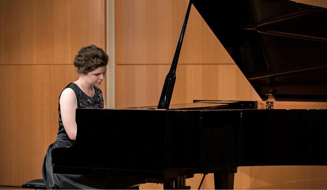 Julia Bachorik's Piano Recital Highlights