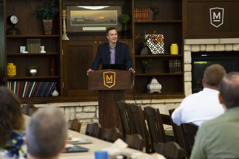 MBU Hosts Annual Community Breakfast