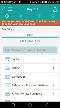 CBA Loop Paybill