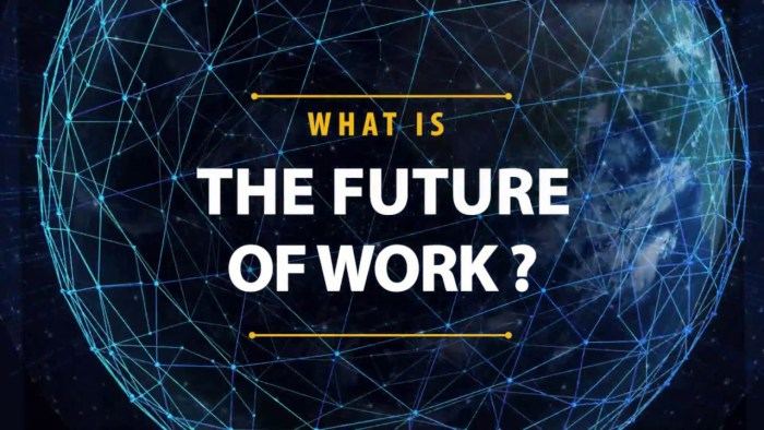 What is the Future of Work | Picture from International Labour Organization (ILO) website, The Future of Work We Want: A Global Dialogue