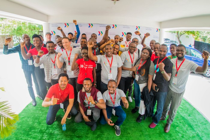 The First Cohort of the Google LaunchPad Africa Accelerator