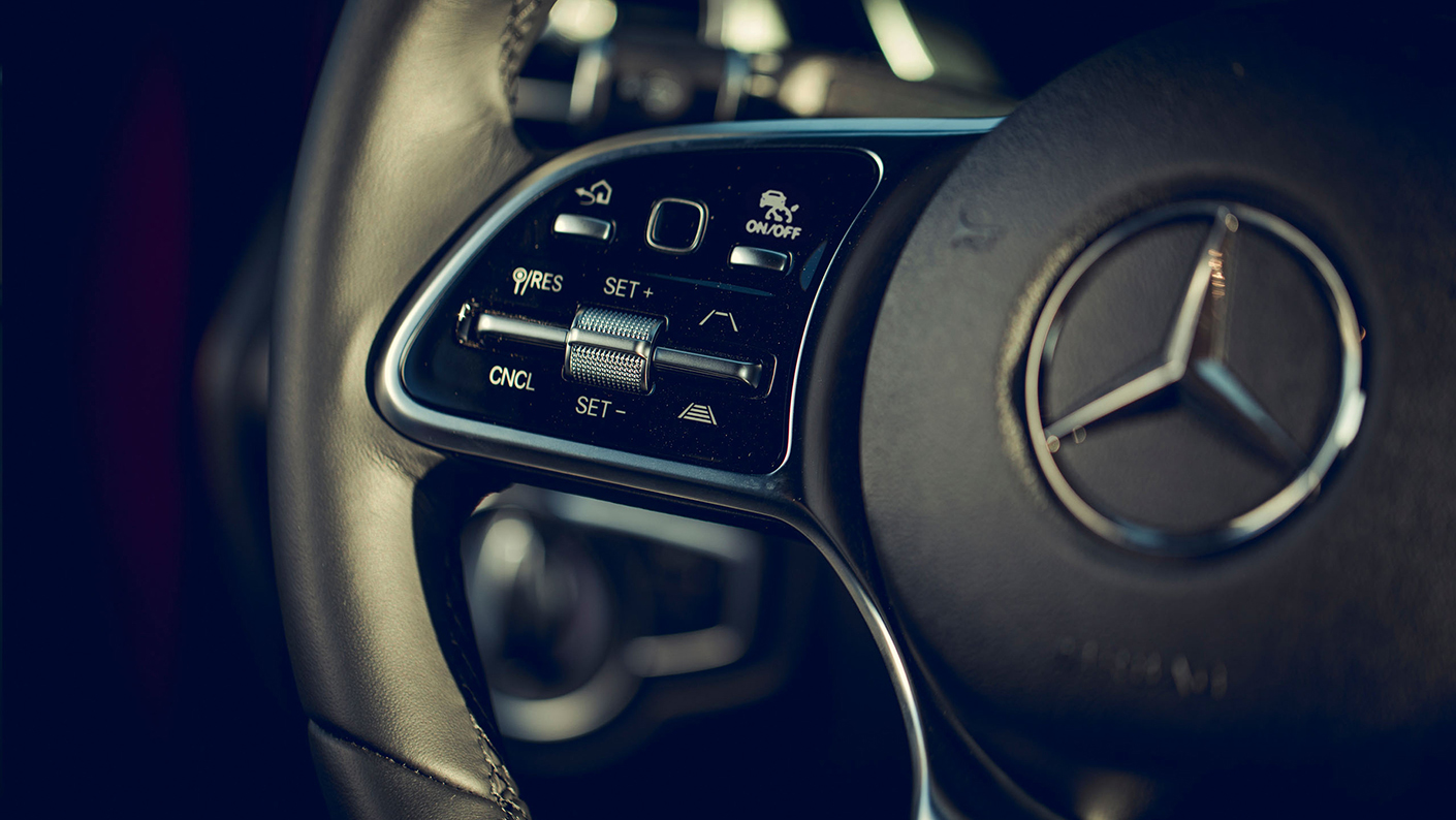 the compact c class coupe