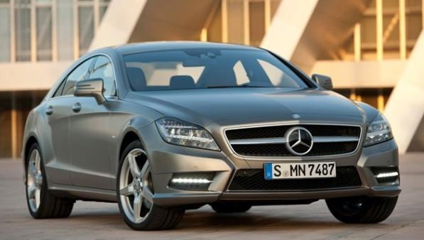 2012 cls class11medium 597x338 LA Auto Show to Showcase 2012 Mercedes Benz CLS63 AMG