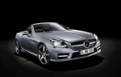 837020 1549377 400 255 10C832 023 SLK named as Germany's Most Beautiful Car