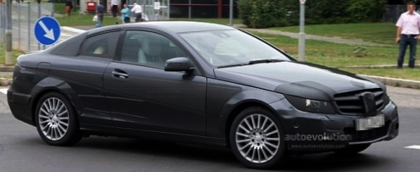 mercedes c63 amg coupe coming 23190 1 597x245 C63 AMG Coupe to enter power war soon