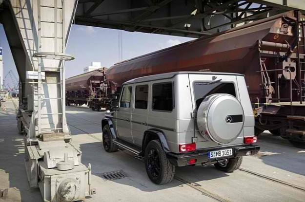 mercedes launches g klasse ba3 final edition and edition select medium 1 Special G Class editions released