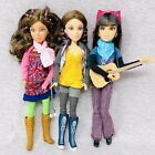 Spin Master Liv Its My Nature Doll Set Alexis Daniela Katie Lot Of 3