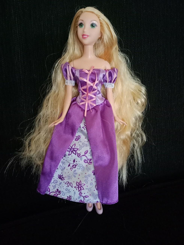 2009 Mattel Rapunzel Doll