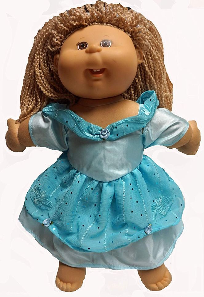 Cabbage Patch Doll Clothes Princess Dress
