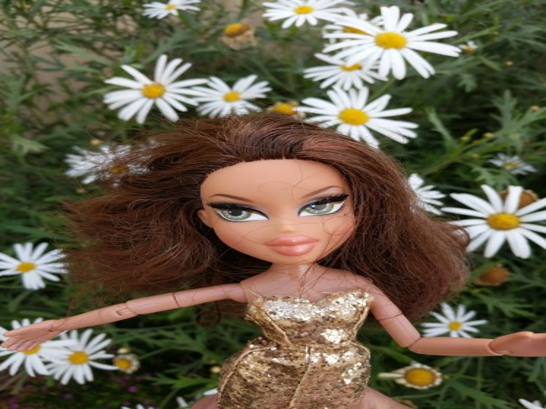 Bratz Doll Movie Star 4