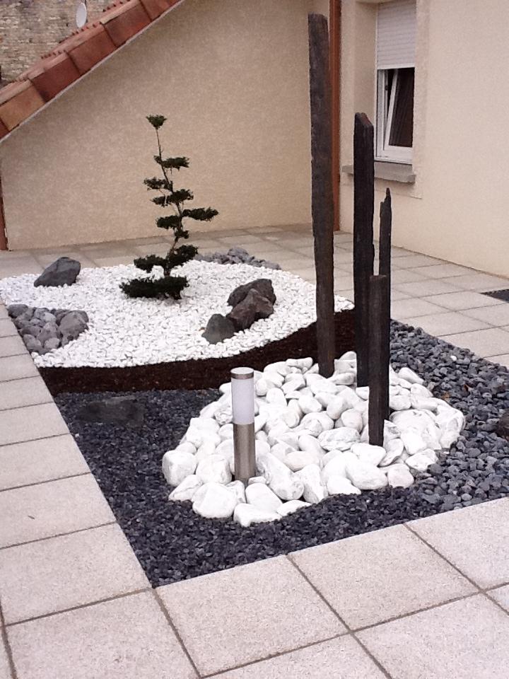Dcoration Jardin Extrieur En Pierre Mc Immo