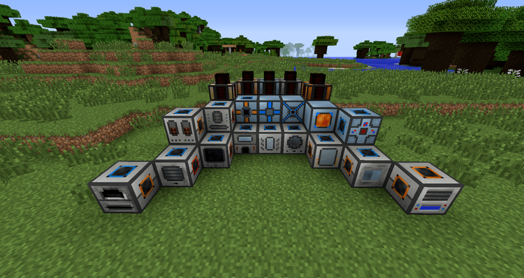 Thermal Expansion Mod 11221112 For Minecraft