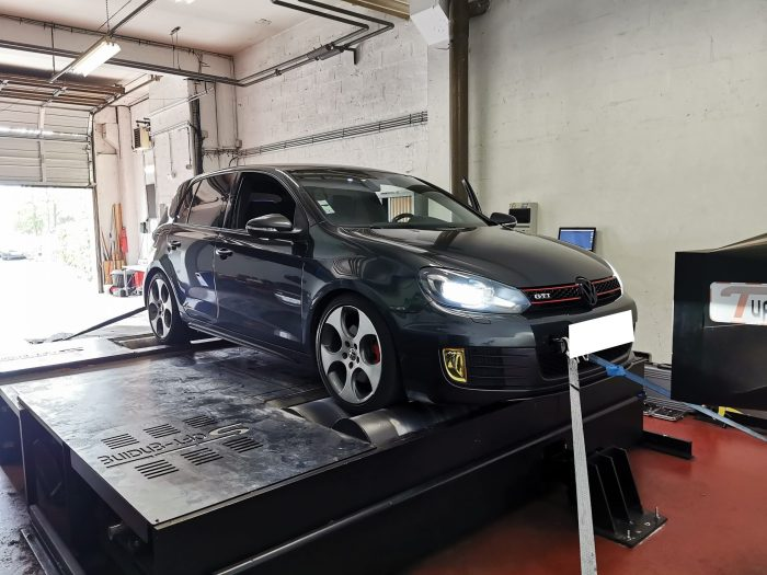 reprogrammation moteur stage 1 golf 6 gti