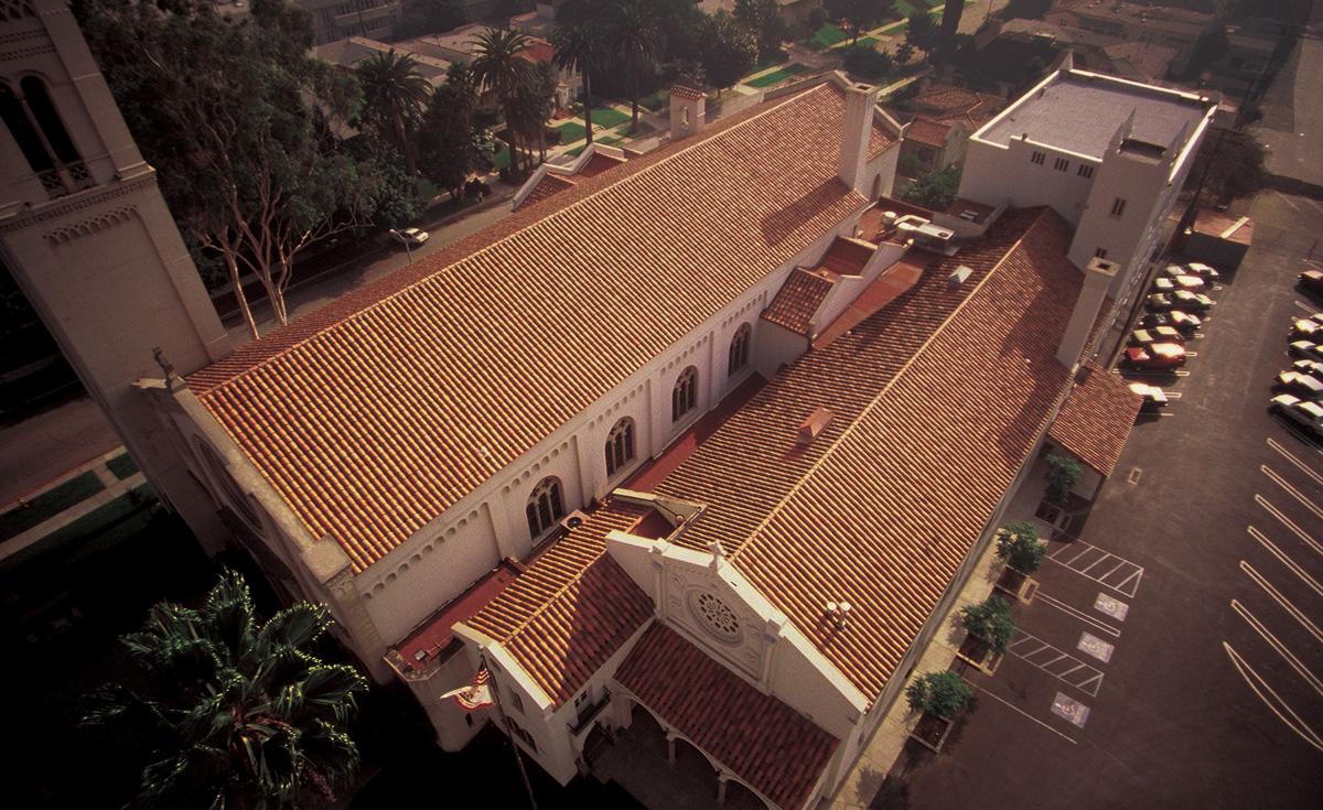 Wilshire United Methodist Church, Los Angeles, CA