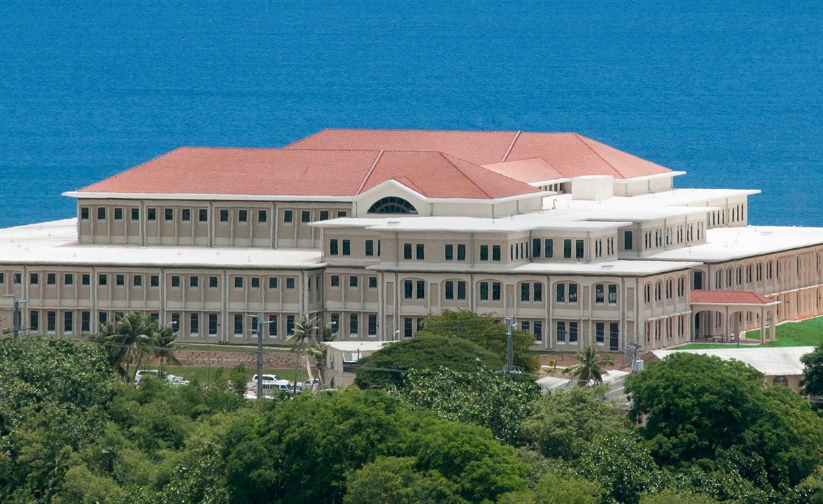 US Naval Hospital, Guam