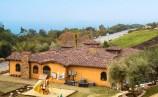 Hilltop View of Home, Malibu, CA