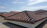 Roof Top view of Outlets at San Clemente, CA