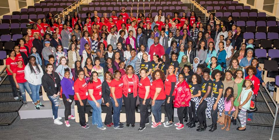 Over 100 Get in Formation for First Ever Girls Conference