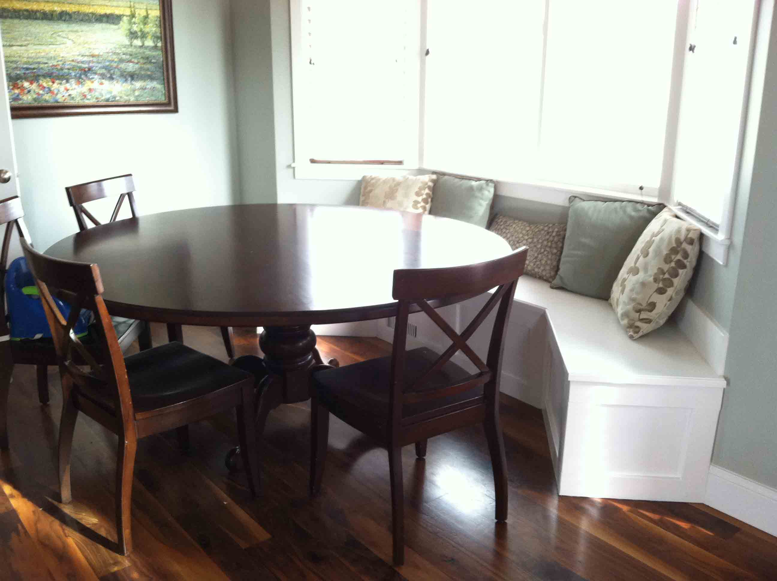 Diy Built In Banquette For Your New Home Mcarthur Homes