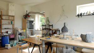 atelier MC Berk - beeldhouwer-keramiek