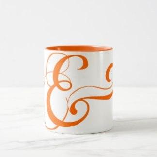 Ampersand Symbol Mug