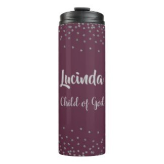 Child of God Thermal Tumbler