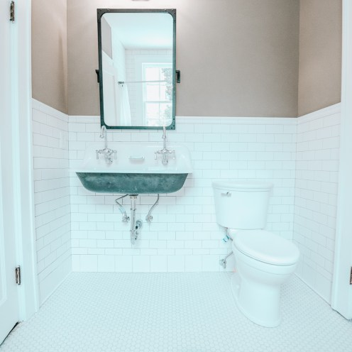 Sequoyah Master & Guest Baths