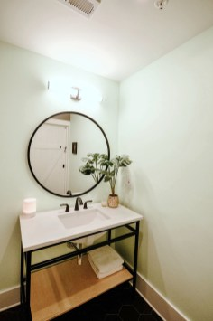 "A Downtown Loft Bathroom Renovation Proves The Power Of The ""Joy"" Factor"