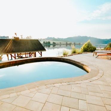 Sequoyah Pool Project