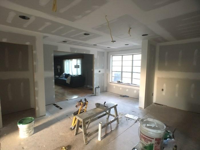 Riverbend Kitchen Progress