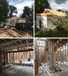 Tugaloo Guest Suite Progress