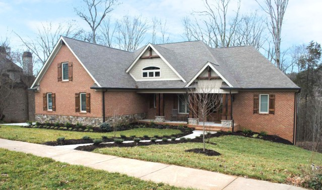 Custom Build in Farragut Serves As Model Of McCamy Quality
