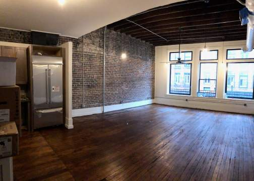 Gay Street Loft Gets A Major Renovation—And A Rooftop Bar