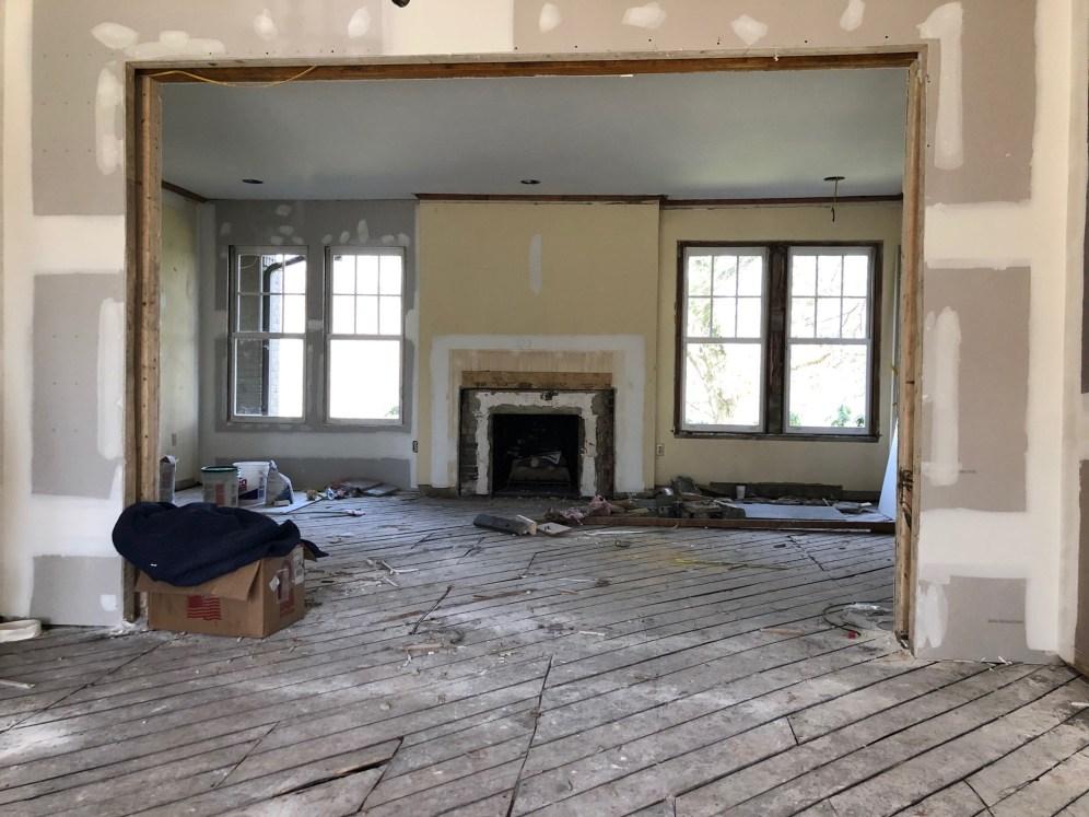 2019 Renovation Brings Harmony To A 1919 Craftsman