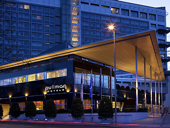 The Pullman Hotel, Cologne.