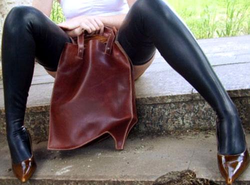 A bag's a bag.