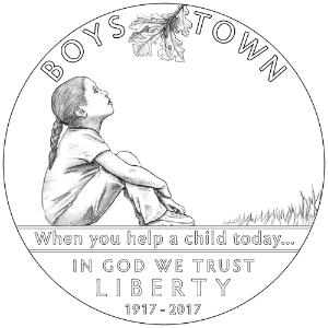 Silver $1 Coin Obverse