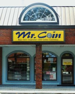 Mr. Coin Shop