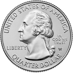 2019-W America the Beautiful Quarter