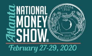 National Money Show 2020 logo