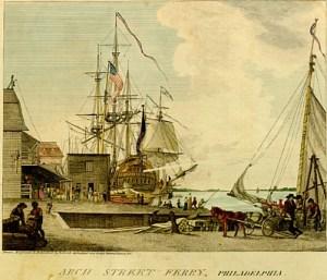 Philadelphia Arch Street Wharf