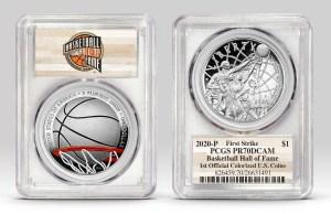 Basketball Hall of Fame $1