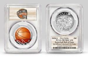 Basketball Hall of Fame Half-Dollar