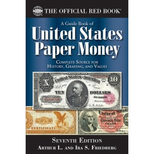 Guide Book of United States Paper Money cover