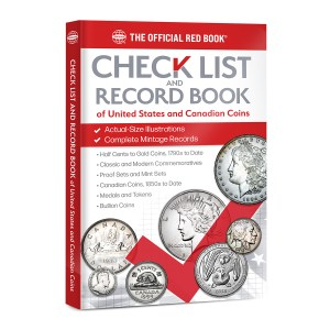 Checklist Record Book US Canadian Virtual Cover