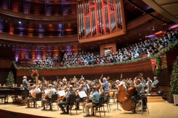 Philadelphia Orchestra and Mendelssohn Club