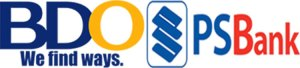 BDO and PPS Bank Logo