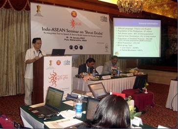Philippine Presentation wows Indo-ASEAN Delegates