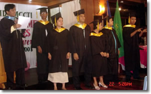 10th Commencement Exercises Held