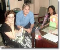 Liliane Foundation Visits MCCID